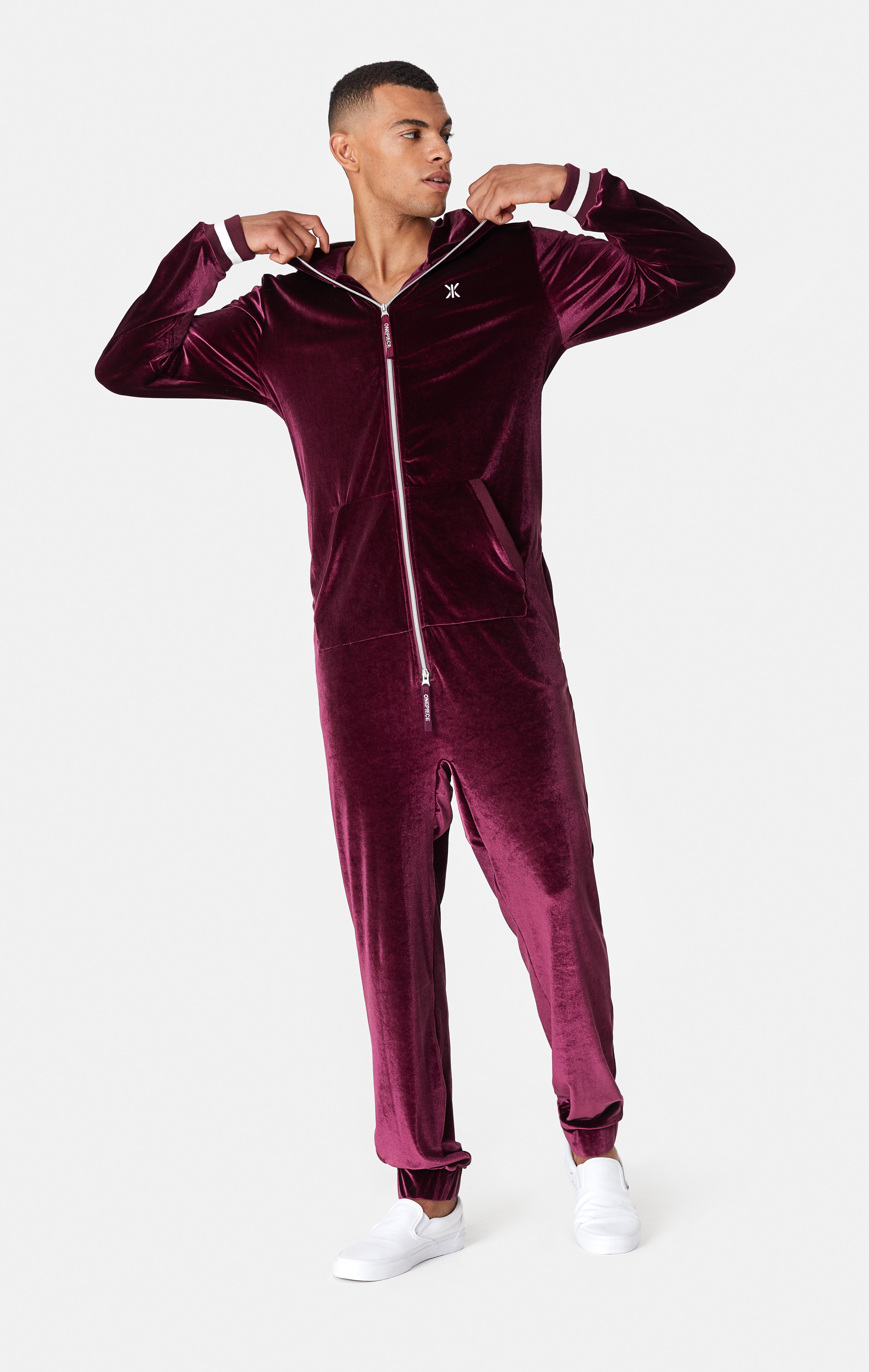 10 Best Velour Hoodie Jumpsuit images | Jumpsuit, Hoodies