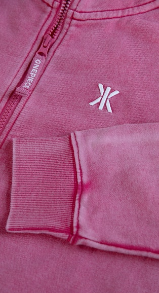 Onepiece Original Vintage Onesie Pink