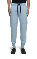 Onepiece Out Basic Pant Bleu clair chiné