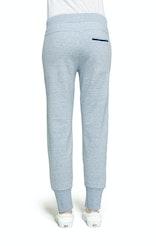 Onepiece Out Basic Pant Light Blue Melange