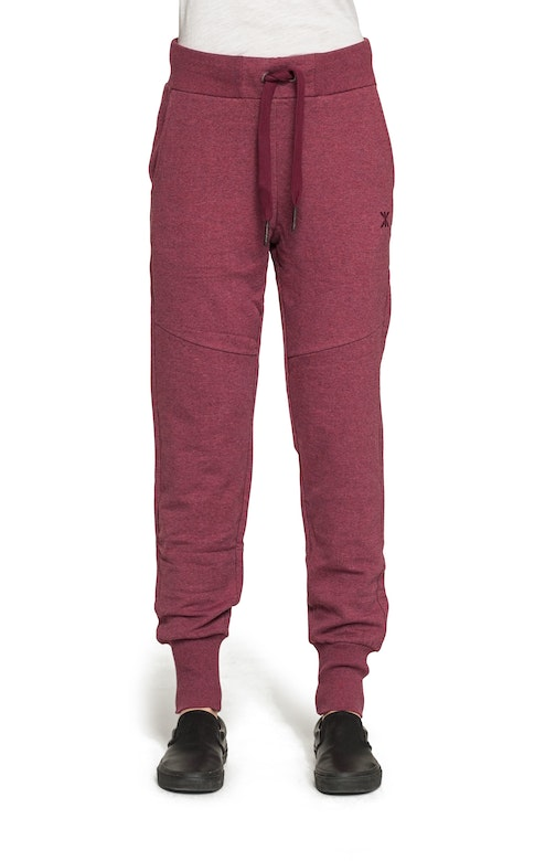 Onepiece Out Basic Pant Red Melange