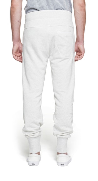 Onepiece Out Basic Pant Snow White Mel