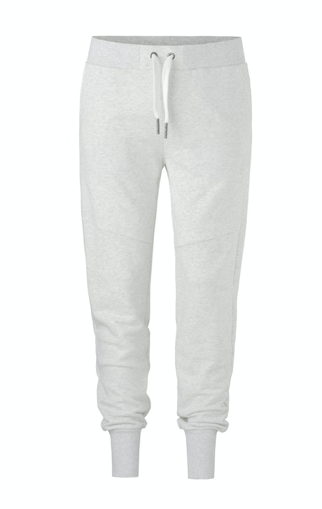 Onepiece Out Basic Pant Schneeweiß Meliert