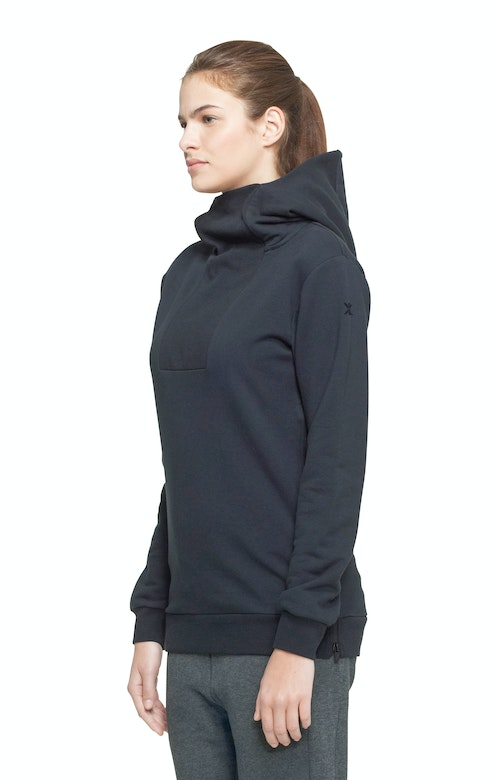 Onepiece Out Hoodie Black