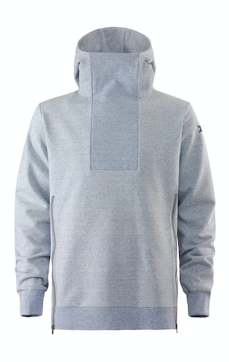Onepiece Out Hoodie LIGHT BLUE MEL