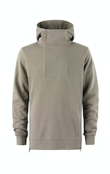 Onepiece Out Hoodie Vert Olive