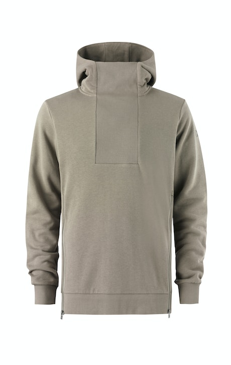 Onepiece Out Hoodie Olivgrün