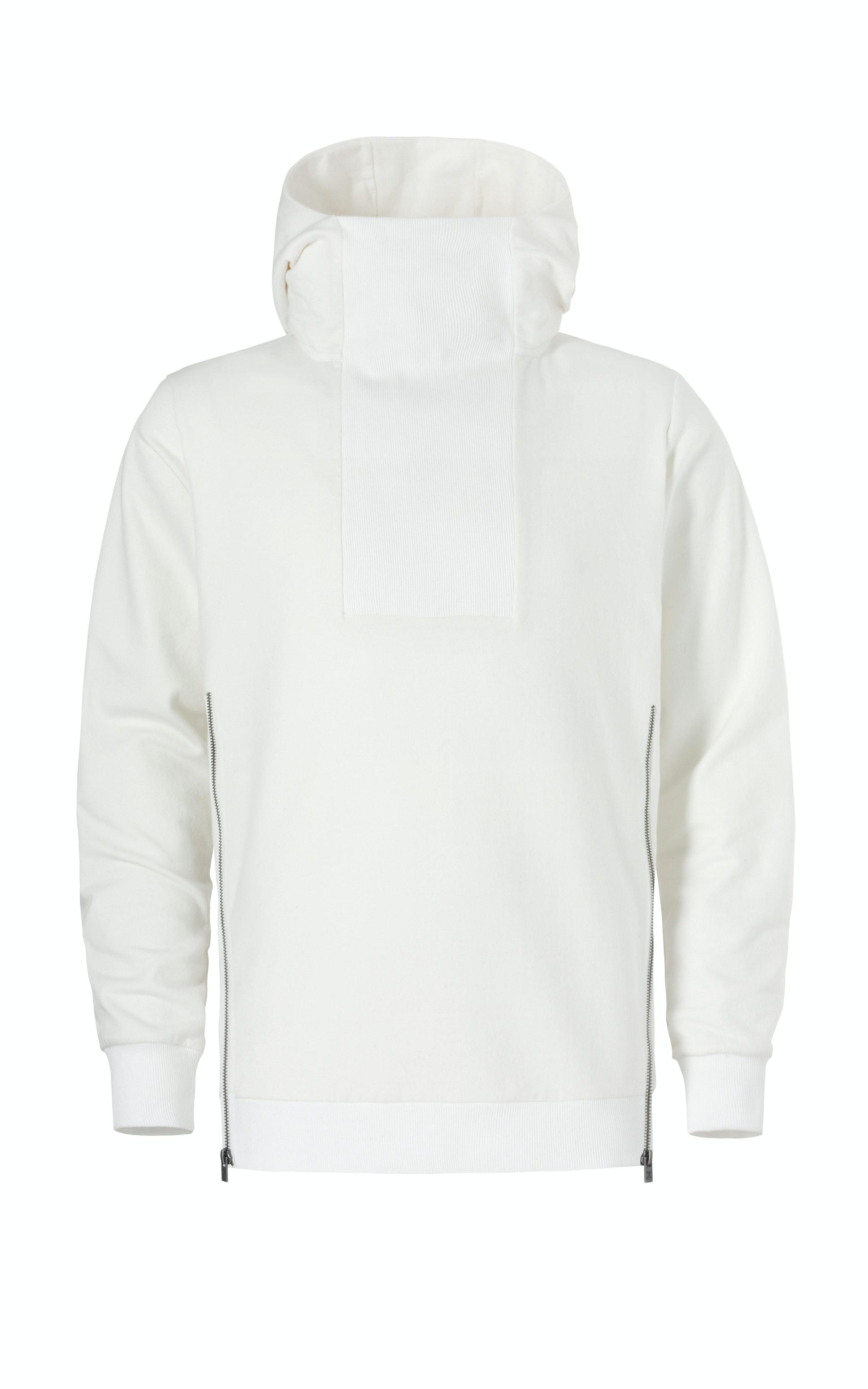 Snow white hoodie