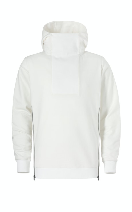 Onepiece Out Hoodie Schneeweiss