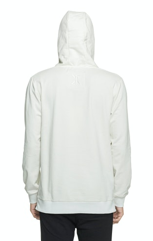 Onepiece Out Hoodie Snow White