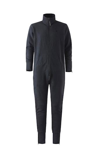 Onepiece Out Jumpsuit Noir