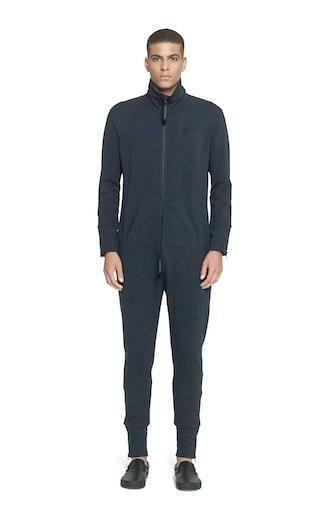 Onepiece Out Jumpsuit Black