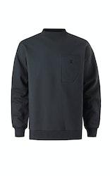 Onepiece Out Sweater Schwarz