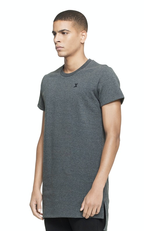Onepiece Out Tee Nep Dark Grey