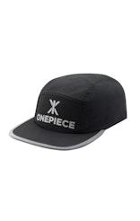 Onepiece Over Cap Black