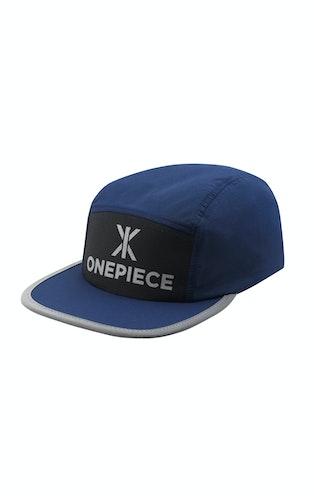 Onepiece Over Cap Blue