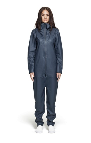 Onepiece Pacific Rain Jumpsuit Midnight Blue