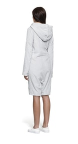 Onepiece Pearl Towel Jumpsuit Light Grey