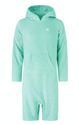 Onepiece Pearl Towel Jumpsuit Mint