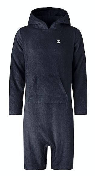 Onepiece Pearl Towel Jumpsuit Dunkelblau