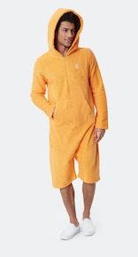Onepiece Towel Jumpsuit Tropic Orange