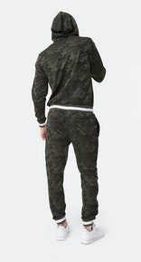 Onepiece Player Jumpsuit Army