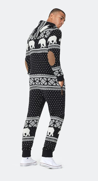 Onepiece Polar Bears Are Coming Black