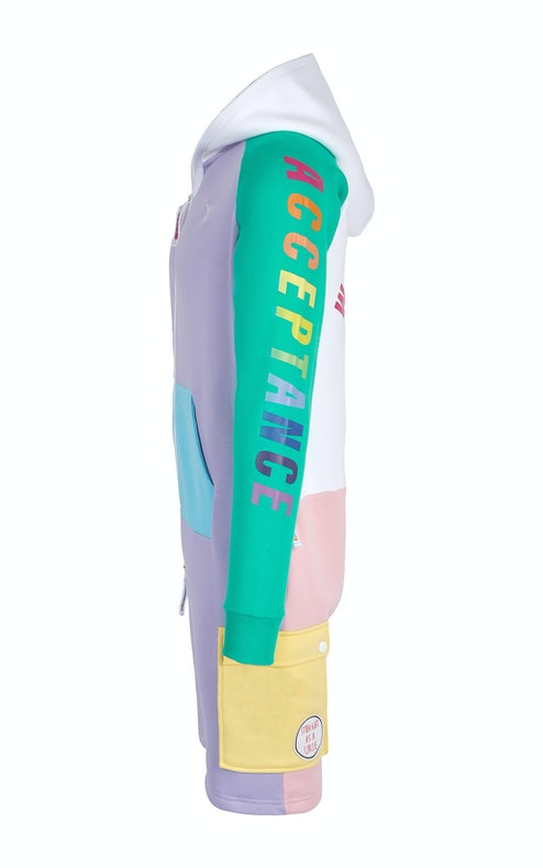 Onepiece Pride Short Jumpsuit Bunt