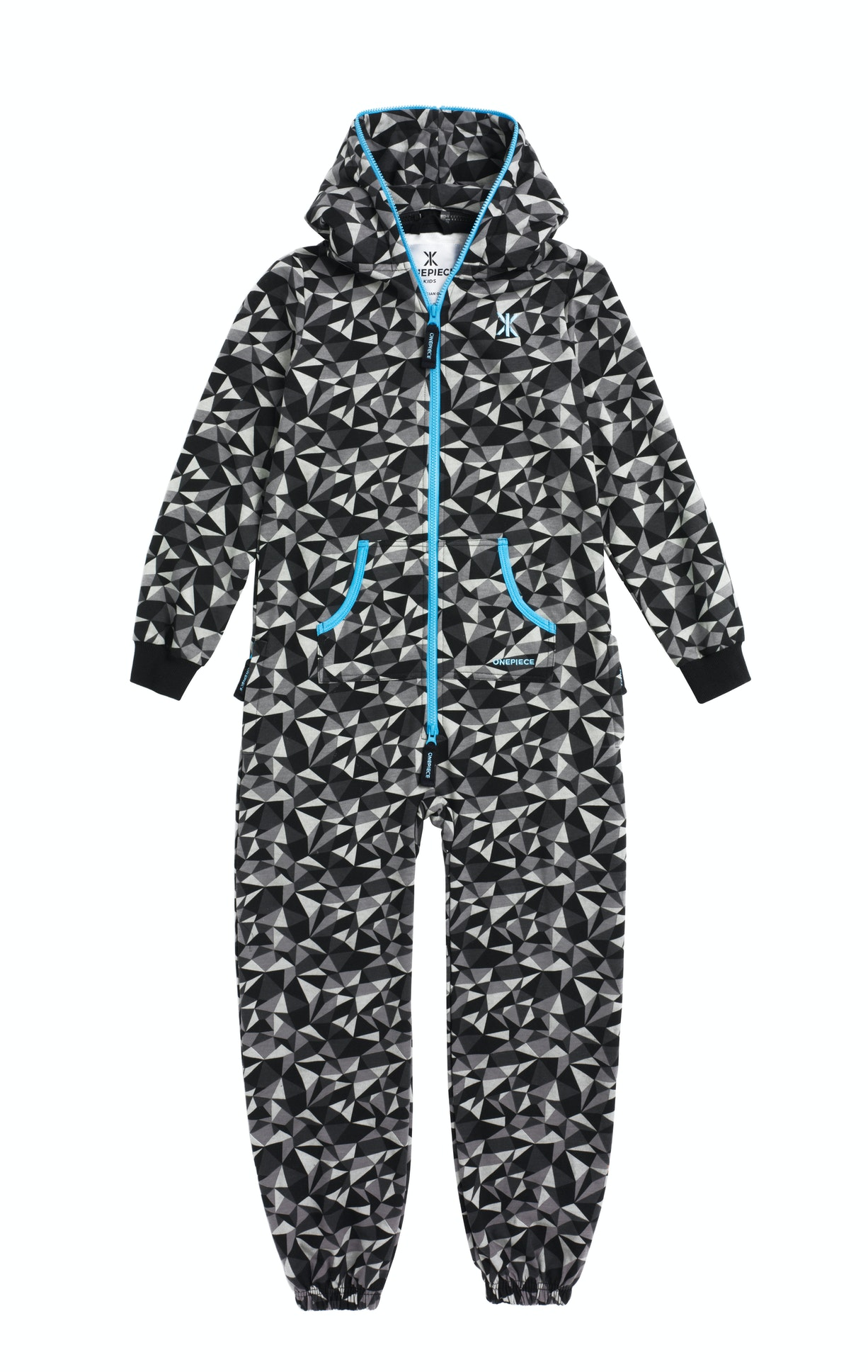 Prismatic Kids Jumpsuit Black Ever since we launched our signature Onepiece jumpsuit, we have worked on creating the most comfortable innovative and premium leisurewear. We produce all our products without compromise, using only the highest quality cotton and methods.