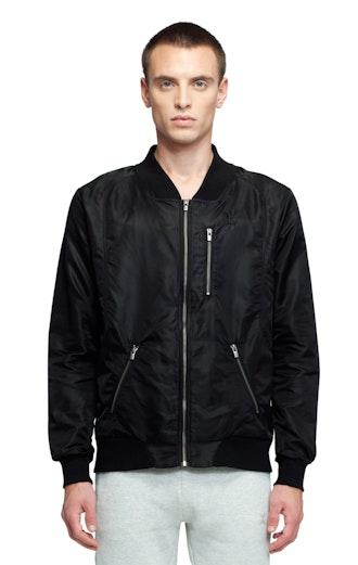 Onepiece Push Jacket Black