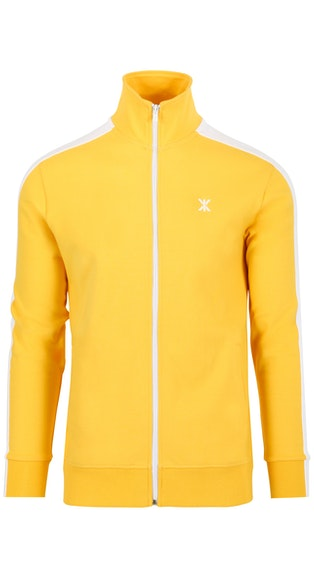 Onepiece Racer Cardigan YELLOW