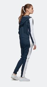 Onepiece Racer Jumpsuit Navy