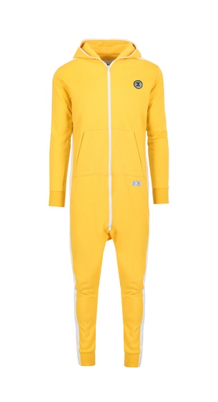 Onepiece Racer Jumpsuit YELLOW