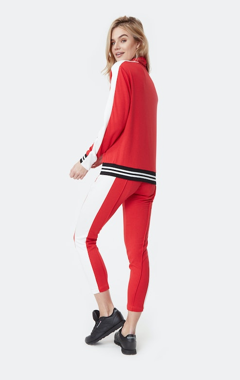 Onepiece Grand Slam 1980 Cardigan Red