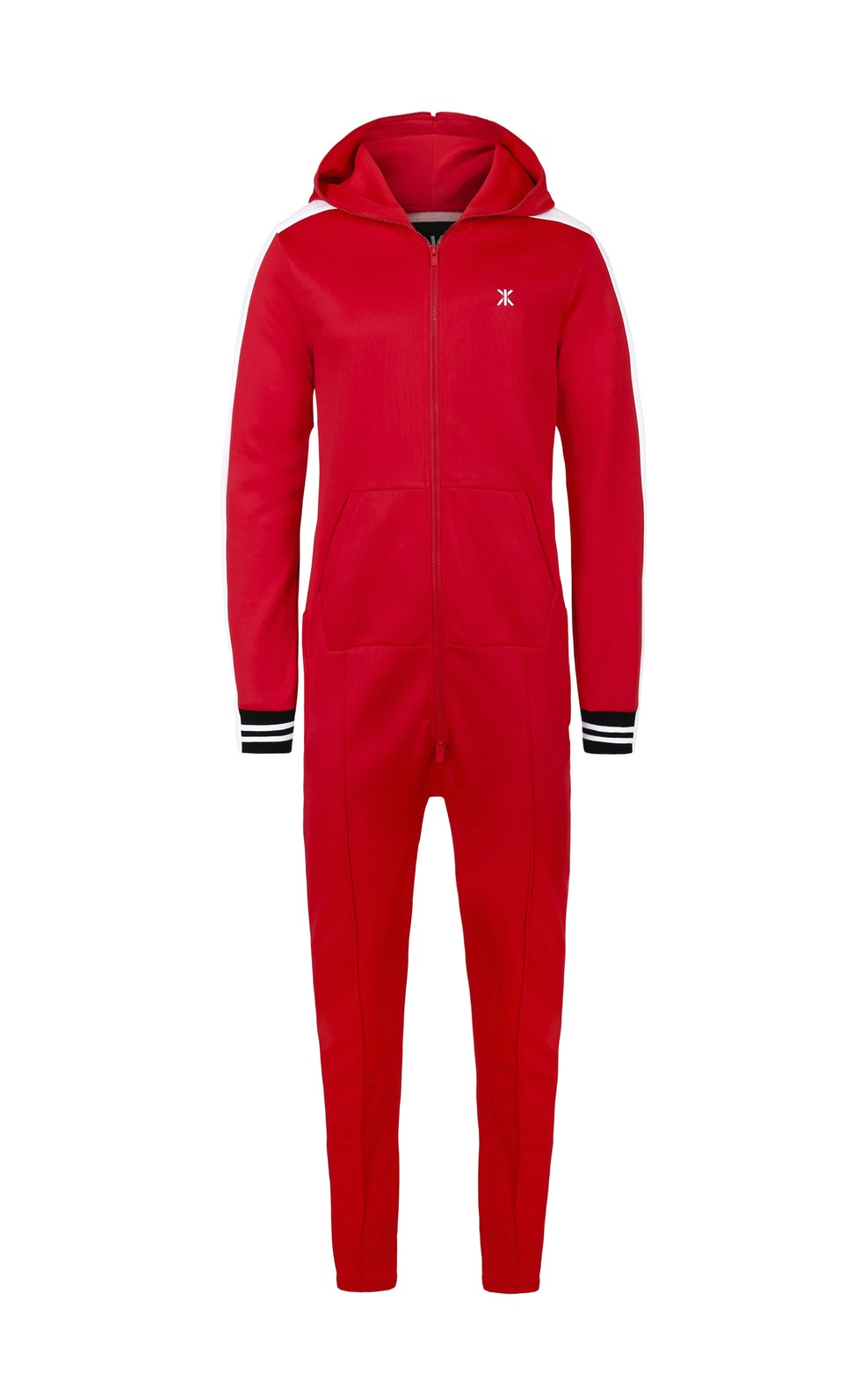 Grand Slam 1980 Jumpsuit Red