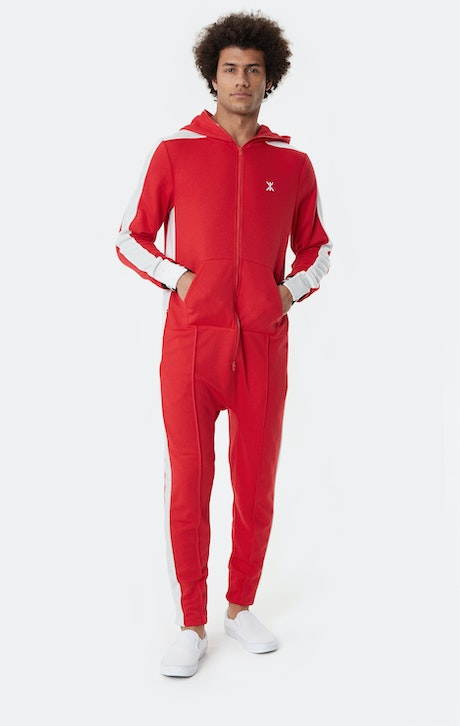 Onepiece Grand Slam 1980 Jumpsuit Rouge