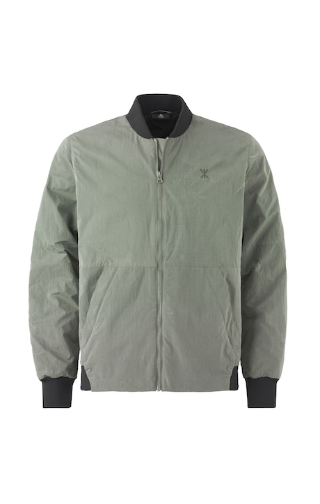 Onepiece Ripple Bomber Jacket Vert Olive