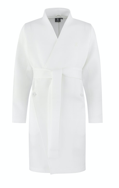 Onepiece Scuba Coat OFF WHITE