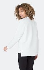 Onepiece Scuba Sweater OFF WHITE