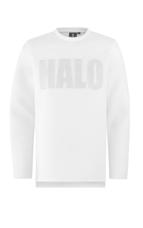 Onepiece Scuba Sweater Weiß
