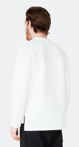 Onepiece Scuba Sweater OFF WHITE