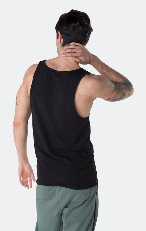 Onepiece Shade Mens Tank Black