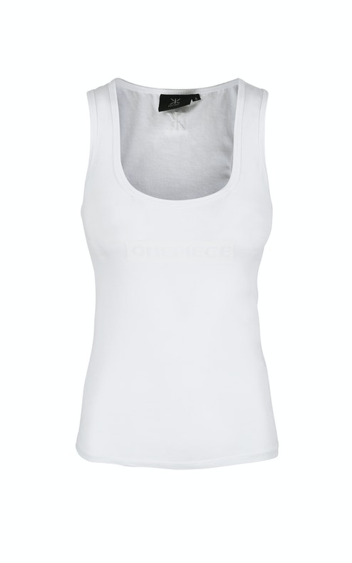 Onepiece Shade Womens Tank White