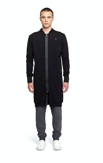 Onepiece Shield Jacket Black