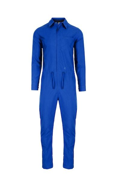 Onepiece Silver Jumpsuit Blue