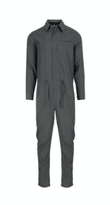 Onepiece Silver Jumpsuit Charcoal