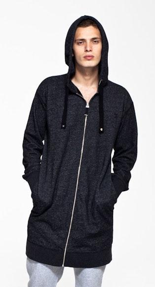 Onepiece Slacker Hood Black