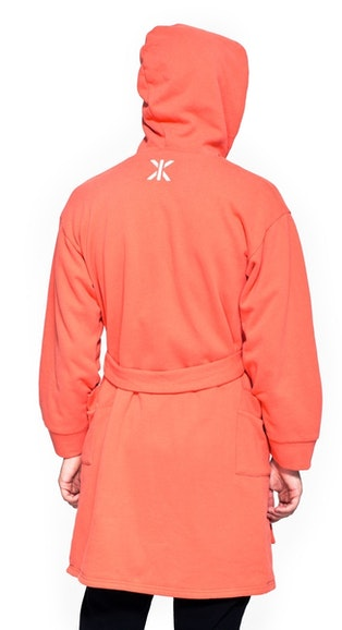 Onepiece Slacker Robe Hot Corall
