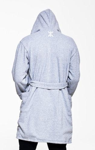 Onepiece Slacker Robe Mid grey