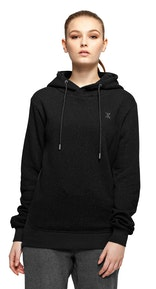 Onepiece Slow Hoodie Noir Chiné